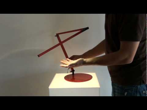 Z bar led desk lamp by koncept technologies youtube z bar led desk lamp by koncept technologies aloadofball