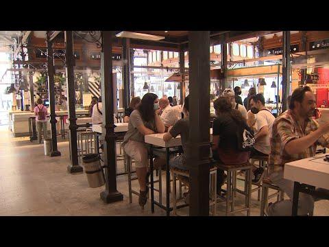El Mercado De San Miguel (Madrid) Reabre Sus Puertas
