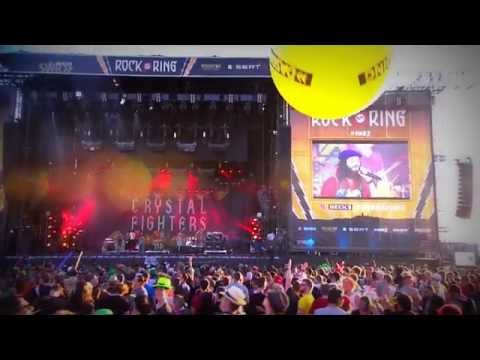 Crystal Fighters - Are We One (Live at Rock Am Ring Festival 2014)