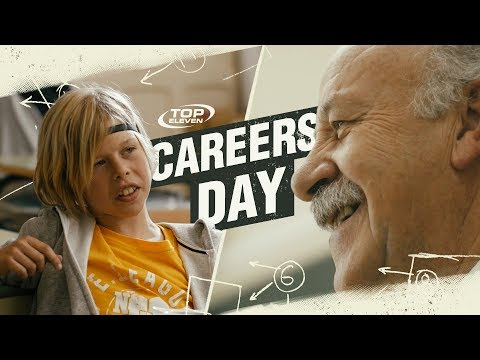 Careers Day feat. Vicente del Bosque | Top Eleven