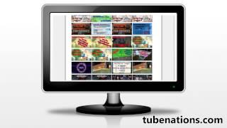 Tube Nations - Youtube Video Promotion - Promo Video V2