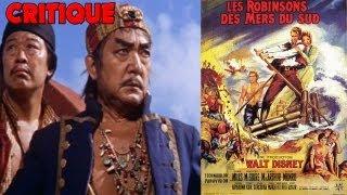 Critique : Les Robinson des Mers du Sud (1960)
