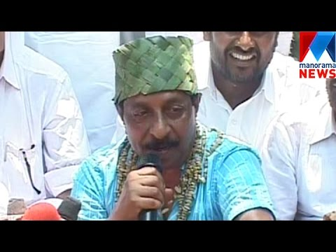 Actor Sreenivasan against Athirappally Project  | Manorama News