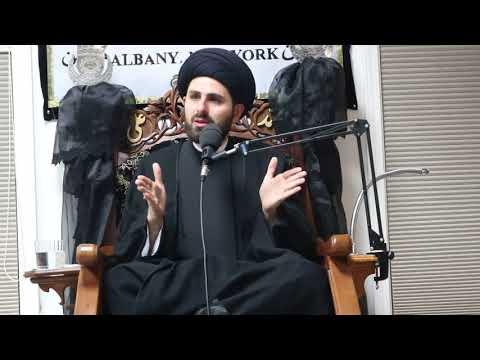 Muharram 2017 - [5]: Battling Loneliness, The Silent Killer - Sayed Mohammad Baqer Al-Qazwini