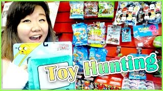 TOY HUNTING (with Jenny) - My Little Pony, Disney, Funko, Sailor Moon and more!