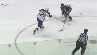 Chris Wagner Hat Trick Leads Admirals Past Hershey 5-4