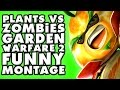 Plants vs. Zombies: Garden Warfare 2 Funny Montage #3!