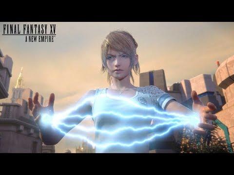 Final Fantasy XV: A New Empire - Mobilize