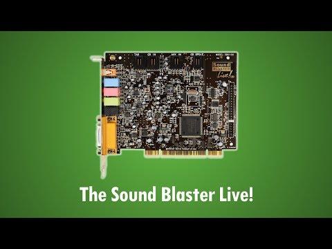 Sound Blaster Live! Review - Best Sound Card for Windows 98?