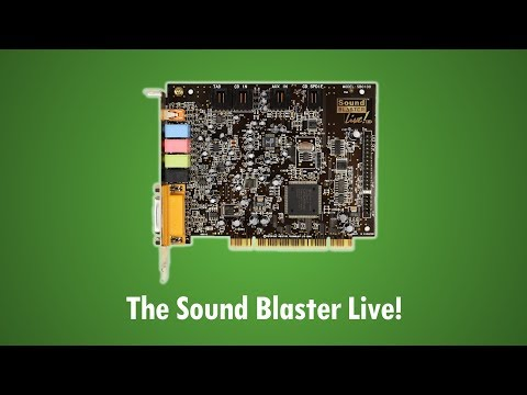 Sound Blaster Live! Review - Best Sound Card for Windows 98?
