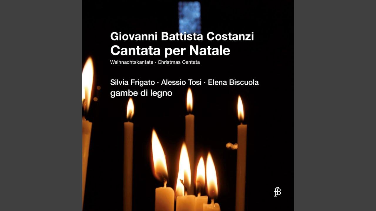 """Cantata per Natale, Pt. 2: Coro di Angeli e di Pastori """"Viva, viva il Re celeste!"""""""