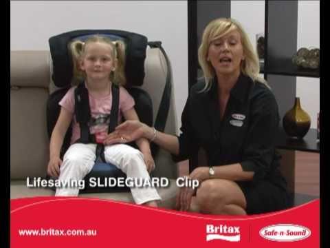 Safe N Sound Hi Liner SG Booster Seat Baby Mode Australia