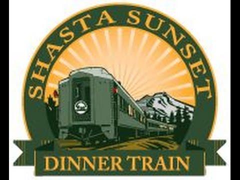 Mount Shasta Dinner Train  (HD)