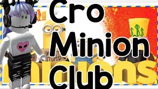 ROBLOX Summer Event: Cro Minion Club