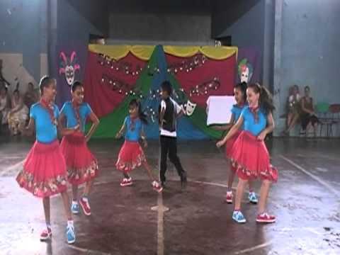 COREOGRAFIA EL ROCK DE LA CARCEL !!!! - YouTube a456eb2b77e