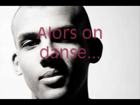 Stromae - Alors on danse (with lyrics) - by sharjil21j- YouTube.mp3