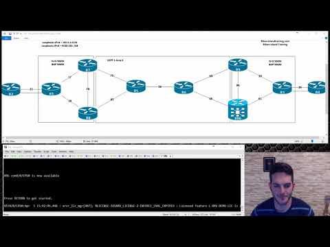 Unified MPLS L3 VPN and L2 VPN Breakdown