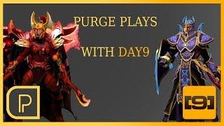 Purge Plays Legion Commander w Day9