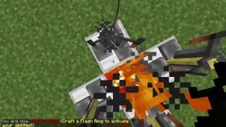 Baixar Minecraft: Como virar o Flash no Minecraft 1.8. Correr rapido e atravessar paredes