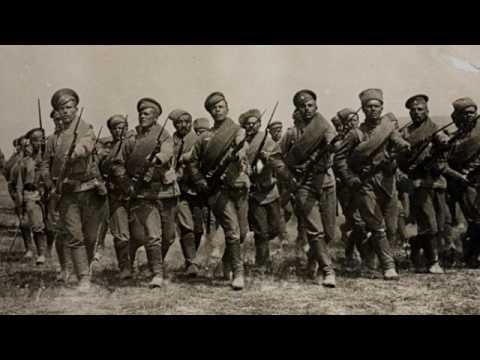 Русские солдаты на Западном фронте (рассказывает историк Николай Копылов)
