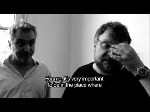 Caravan to USA  Alfonso Cuarón and Guillermo del Toro ENG Subt