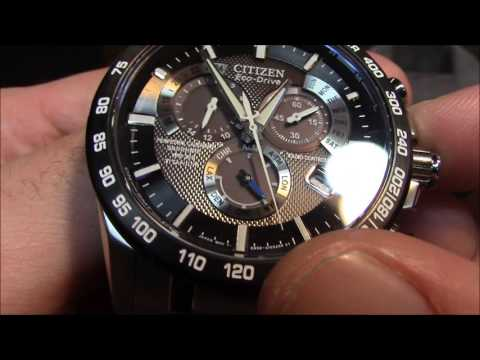 Citizen Perpetual Chrono A-T AT4010-50E