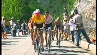 Cycling Tour de France 1997 Part 4
