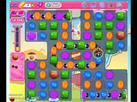 Candy Crush 2085 (HARD LEVEL)