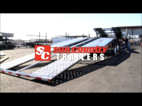SunCountry Trailers - Commercial Car Hauler Manufacturer