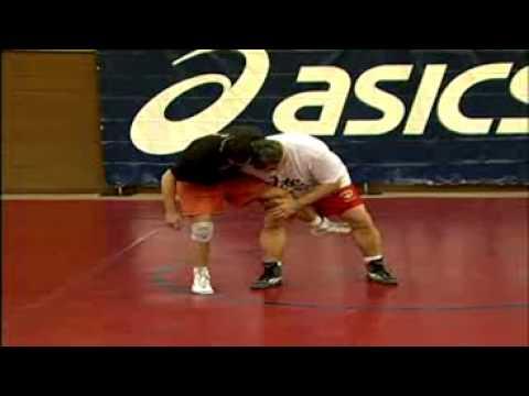 Bruce Baumgartner: Blueprint for Heavyweight Technique - From the Feet