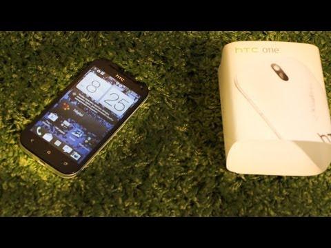 HTC One SV Обзор