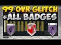 NBA 2K17: 99 OVERALL GLITCH + ALL BADGES TUTORIAL • DEMIGOD GLITCH Xbox One & PS4