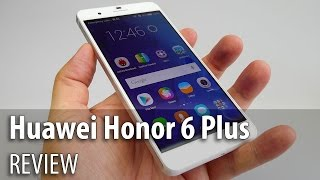 Huawei Honor 6 Plus Review (English, Full HD) - GSMDome.com
