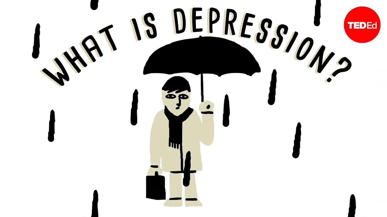 'Terrifying things people do everyday' essay (About depression)?