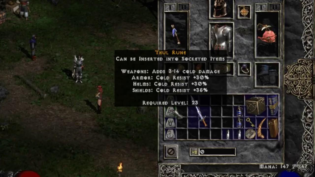 Diablo  Crafting Milk