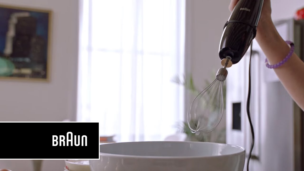 conquer the expected with the new braun kitchen collection full conquer the expected with the new braun kitchen collection full video