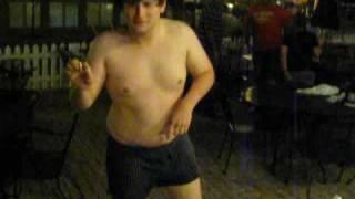 Brian Gill Drunk