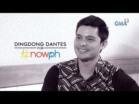 Dingdong Dantes explains the climate change campaign #NowPH - 동영상