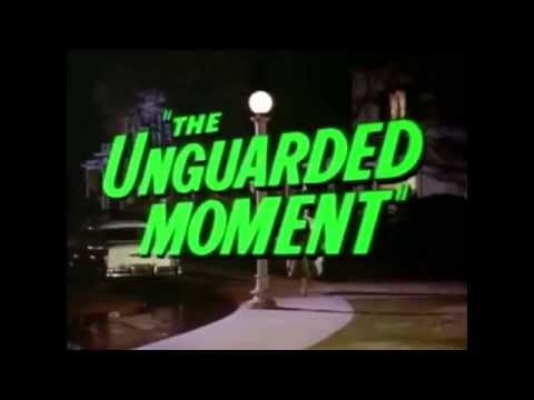 The Unguarded Moment 1956 Trailer