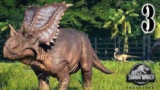 Let's Play Jurassic World Evolution LIVESTREAM: Part 3