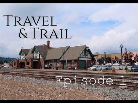 Travel & Trail Vlog (Episode 1  – Goodbye New Mexico)