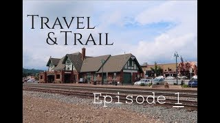 Travel & Trail Vlog (Episode 1  - Goodbye New Mexico) thumbnail