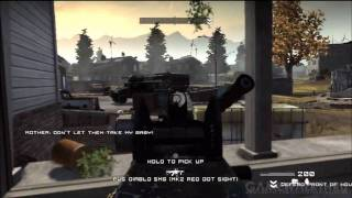 Homefront Walkthrough - Part 2 - Mission 1: Why We Fight