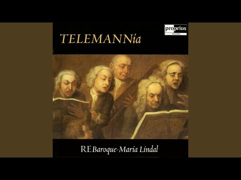 Musique de table, Part II: Quartet in D Minor, TWV 43:d1: IV. Allegro mp3