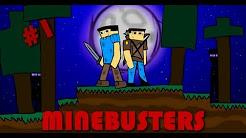 minebusters. 11 серия. старые знакомые