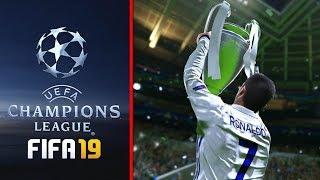 Deshalb wird die CHAMPIONS LEAGUE in FIFA 19 sein  ...