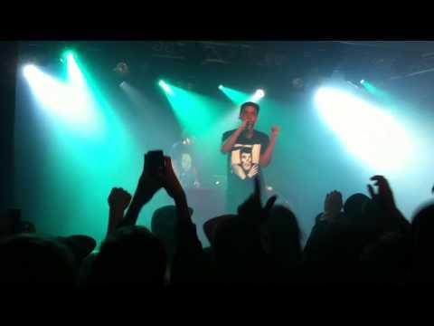 Earl Sweatshirt - Molasses (Live) (HD)