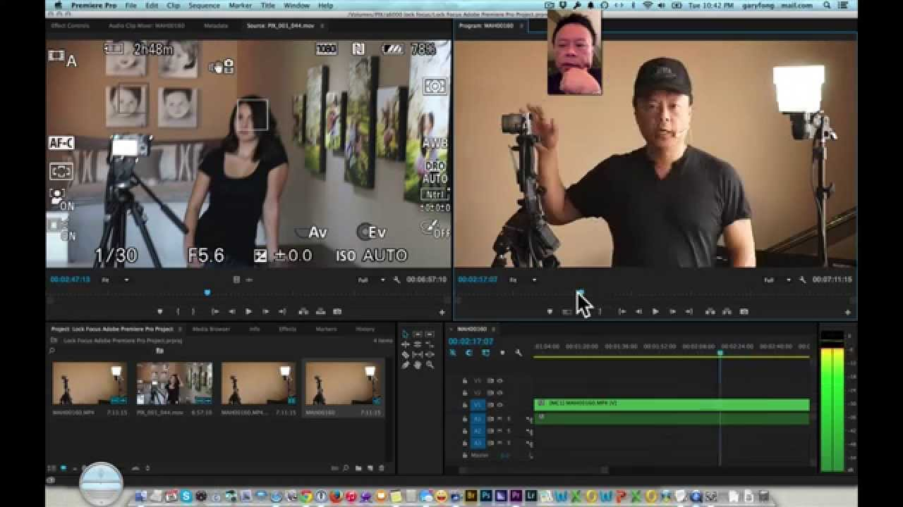 How To Record And Produce Multiple Camera Videos Simplified