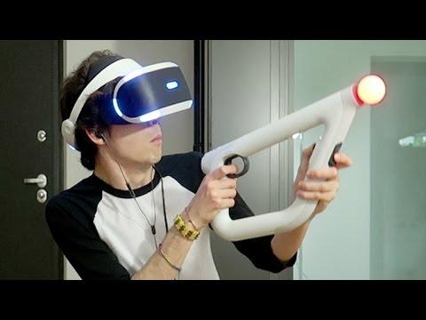 REALTÀ VIRTUALE IMMERSIONE AL 100% - Farpoint (Playstation 4)