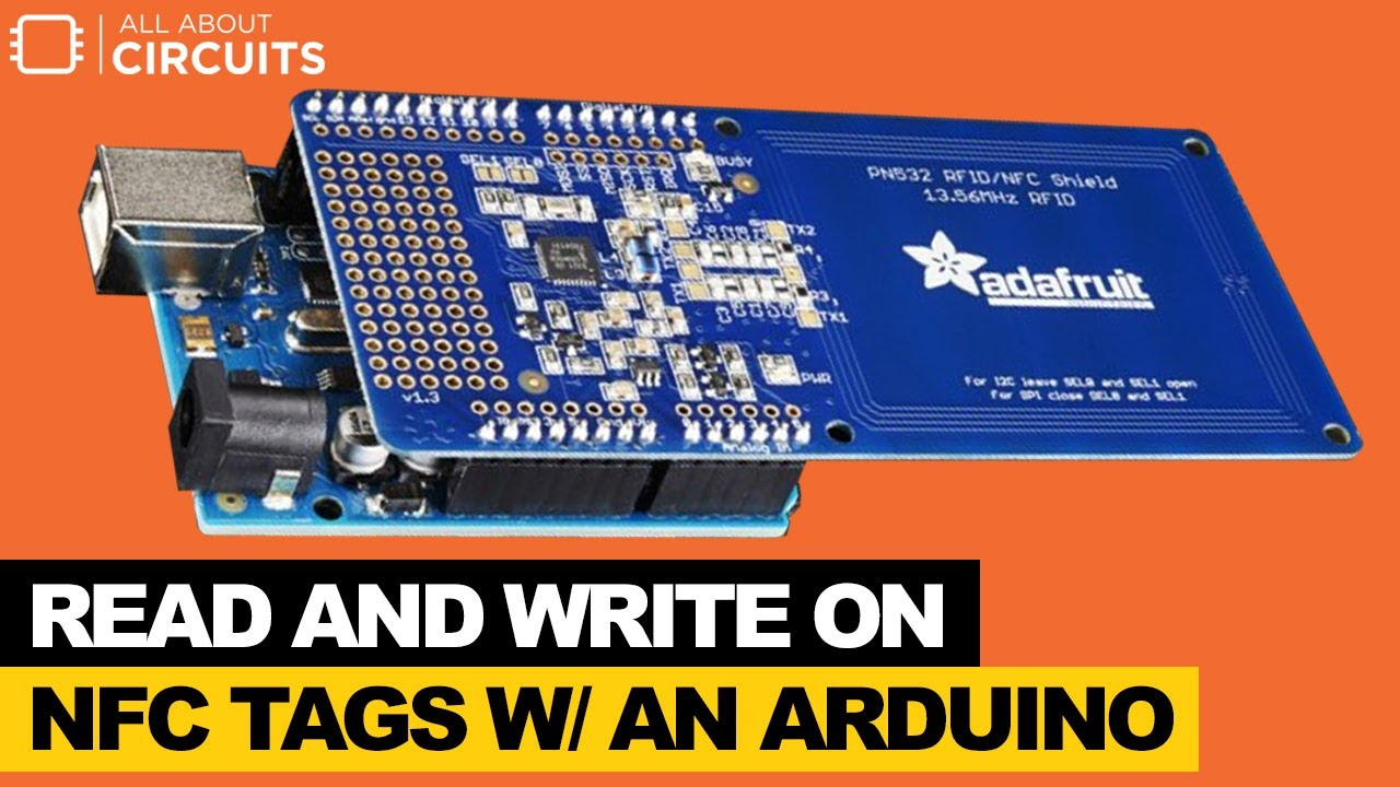 Read and Write on NFC Tags with an Arduino